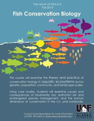 Conservation Bio Flyer