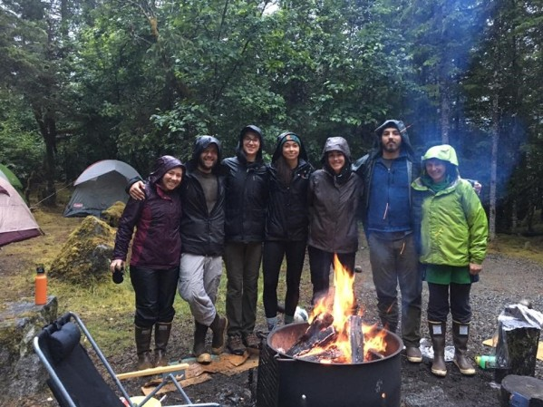 CFE Lab camping_photo by Maggie Chan